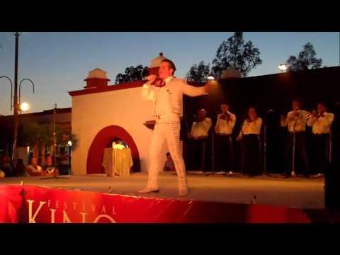 Miguel Del Castillo - En Concierto (Festival Kino 2011 ) Magdalena de Kino, Sonora