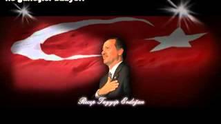 Recep Tayyip Erdogan - Bir hilâl uğruna, yâ Rab ne güneşler batıyor 2017 Video