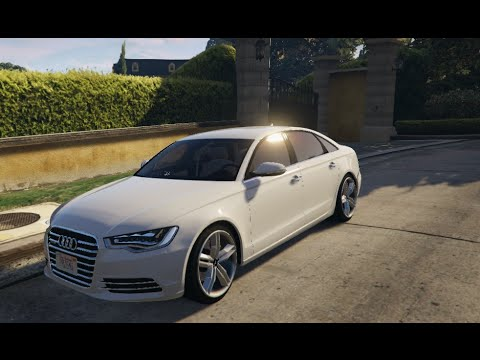 Gta V Audi A6 2016 Gta 5 Mod