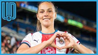 La defensa de Chivas Femenil, Janelly Farías hará historia al convertirse en la primera futbolista profesional mexicana, tanto en la categoría femenil como varonil, en dar una conferencia en la Universidad de Harvard el próximo 7 de octubre.     #ChivasFemenil #LigaMxFemenil #JanellyFarías