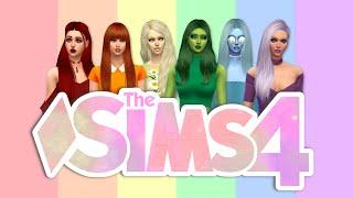 The Sims 4 - Rainbow - (Create-A-Sim)