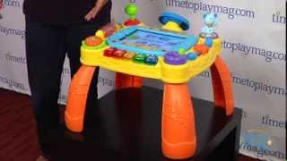 Idiscover App Activity Table From Vtech