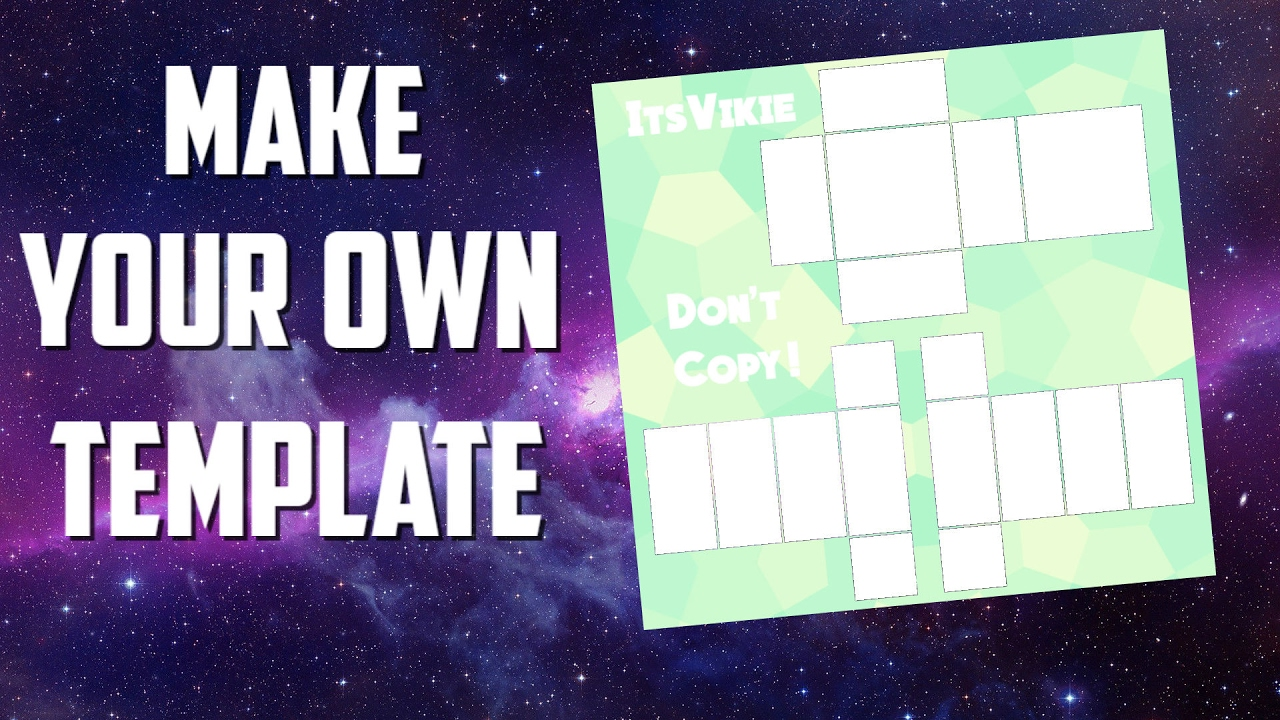 how to make your own roblox shirt template youtube