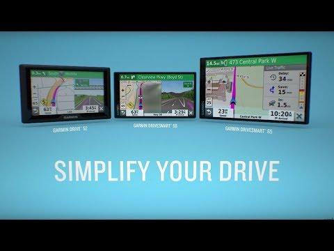 GARMIN GPS DRIVESMART 65