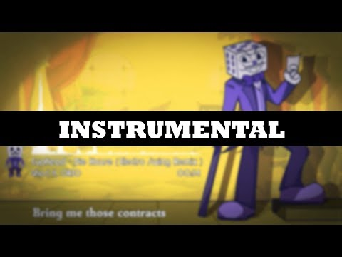 Instrumental | Cuphead - Die House [Electro Swing Remix (ft.