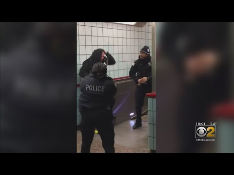 Charges Dropped For Man Shot By Police In CTA Red Line Station