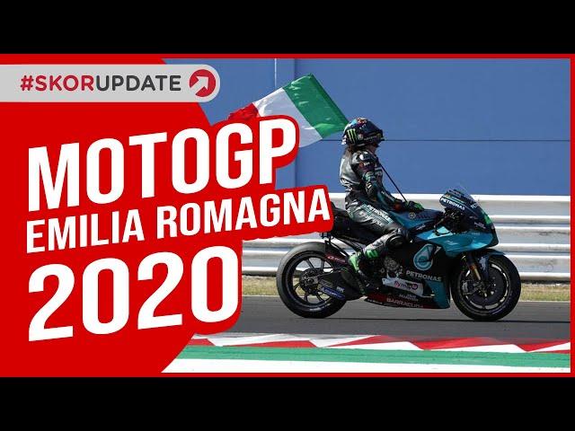 MOTOGP EMILIA ROMAGNA 2020 DIGELAR AKHIR PEKAN INI