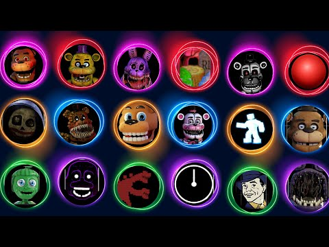 Ultra Custom Night - NUEVA Actualización BESTIAL!! 230 ENEMIGOS !! Night  230/20 (FNAF Game)