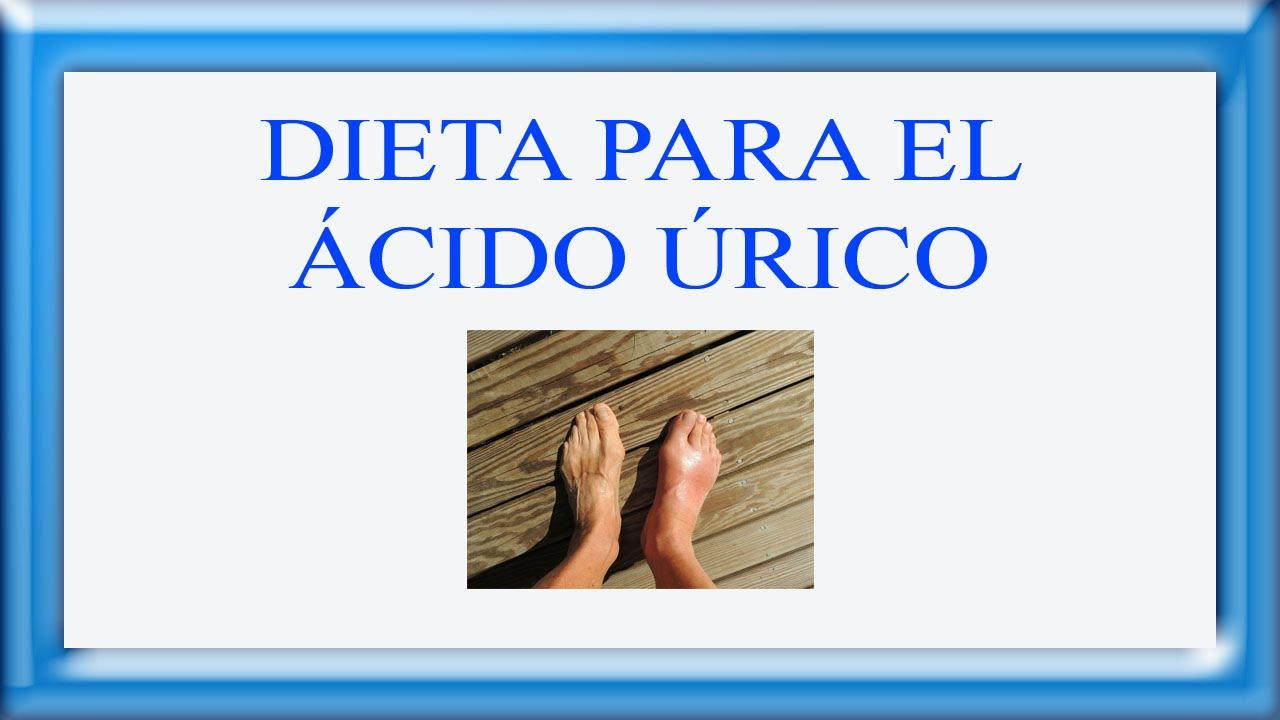 para eliminar la gota que causa el acido urico elevado alimentos prohibidos en el acido urico alto