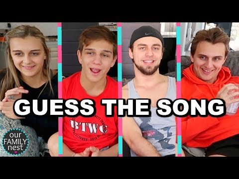 GUESS THE SONG | MUSIC FROM THE 2000's