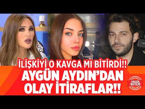 ŞOK!! Seren Serengil'e TEHDİT Hakan Sabancı'ya REST! Aygün Aydın'dan Olay İtiraflar!!