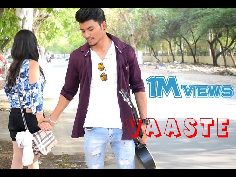 Vaaste - Cute Love Story | Dhvani Bhanushali | Heart Touching Love Story | Ishant | Mohit