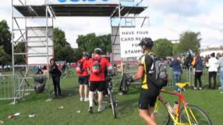 london to brighton cycle ride 2011