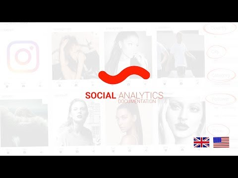 Instagram Marketing Software Tool for Influencer: Social Analytics - English