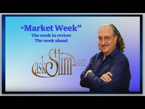 All news is good news - askSlim Market Week 08/04/17