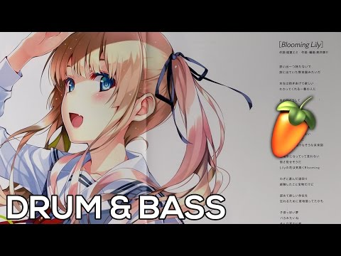 How I make Japanese Drum & Bass Remix