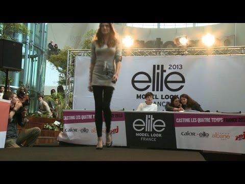 Mannequins: l'agence Elite fête ses 30 ans de casting