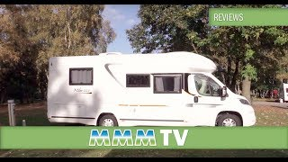 MMM TV motorhome review: Benimar Mileo 264 (2016 model)