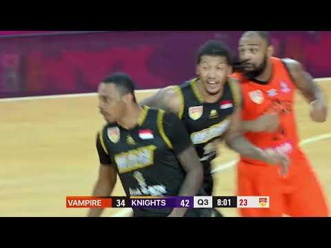 Mono Vampire v BTN CLS Knights Indonesia | CONDENSED HIGHLIGHTS | 2018-2019 ASEAN Basketball League