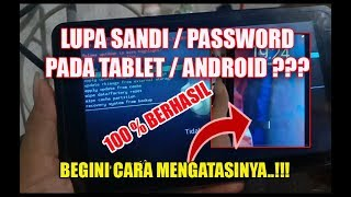 ADVAN S40 LUPA POLA HARD RESET || ADVAN i4U.