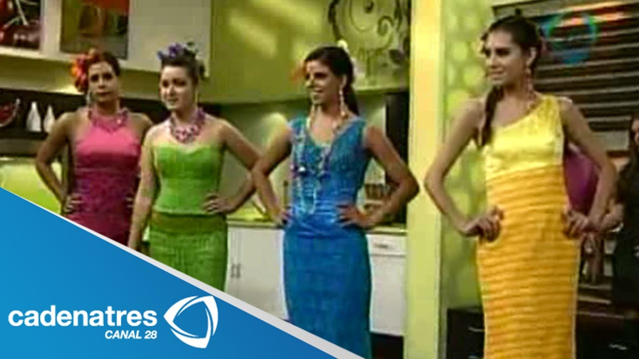 d06ffc2a87 Moda para fiestas patrias   Vestidos para fiestas patrias - YouTube