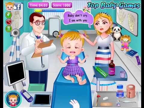 Игры Малышка Хейзел играть онлайн бесплатно новые игры