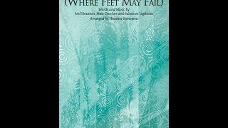 Baixar OCEANS (WHERE FEET MAY FAIL) (SATB Choir) - Hillsong United/arr. Heather Sorenson