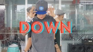 DOWN by Fifth Harmony | Zumba | Kramer Pastrana