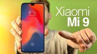 Это- Xiaomi Mi 9!