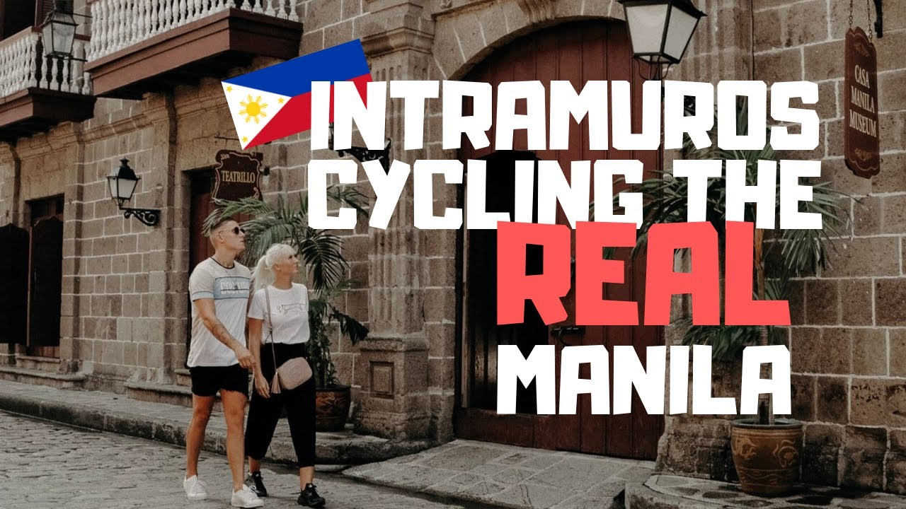 Foreigners AMAZED at True Beauty of Intramuros - Metro Manila's OLDEST City, Philippines!