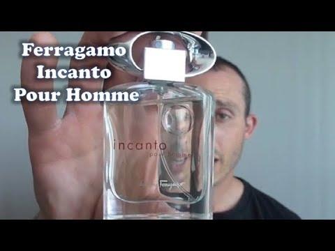 Salvatore Ferragamo Incanto Pour Homme fragrance review