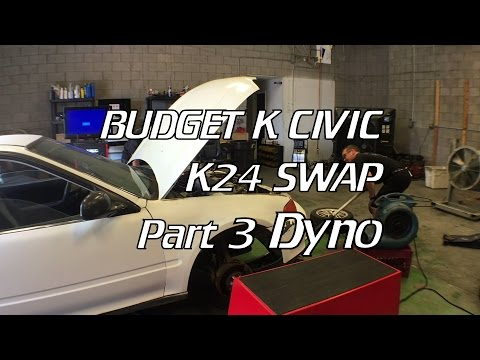Budget K Series Engine Swap - The Parts List - VTEC Academy