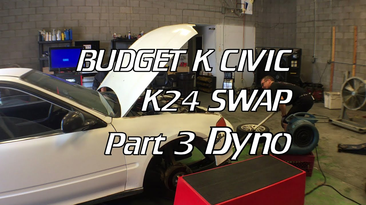 Budget K Series Engine Swap - The Parts List - VTEC Academy