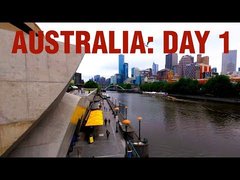 Day One in Australia. Drones, Cars, Opera, and Celebrities! Episode 147