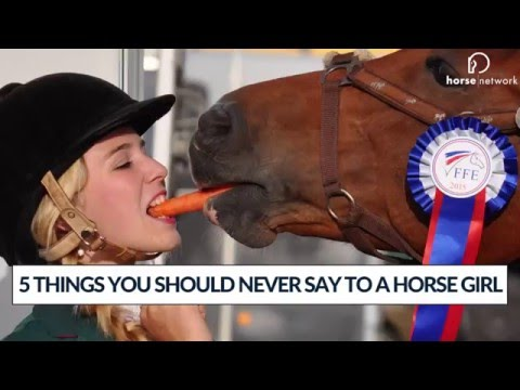 dating equestrians