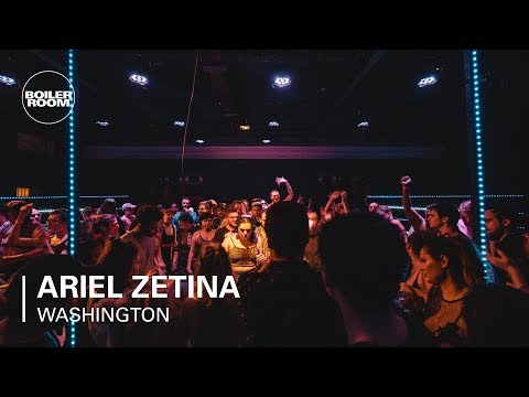 Ariel Zetina | Boiler Room Washington DC: ROAM Warehouse Party