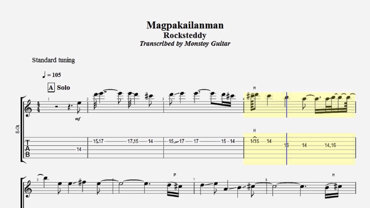 Tab series 11 magpakailanman rocksteddy guitar solo slowed down tab series 11 magpakailanman rocksteddy guitar solo slowed down tab tutorial hexwebz Gallery