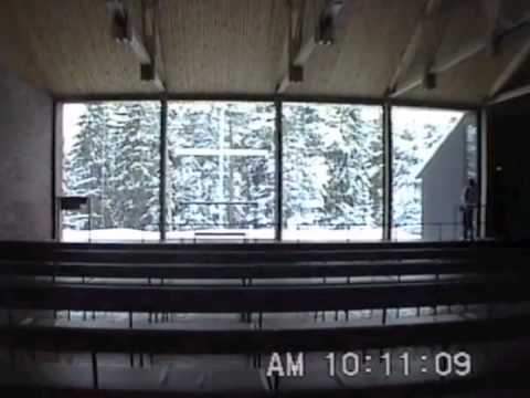 K&H.Siren 1952 Chapel Otaniemi