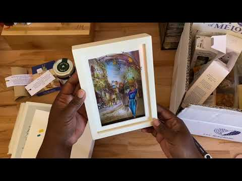 Lev HAOLAM Unboxing October 2020 + Israel Pack Comparison