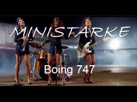 Ministarke   Boing 747