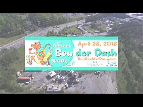 Boulder Dash 2018