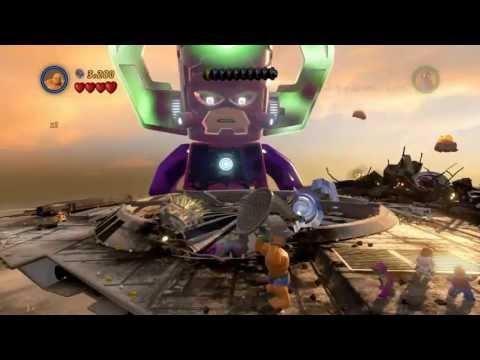LEGO Marvel Super Heroes - ENDING
