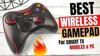 Best Wireless Gamepad for Android TV & Mobile | Redgear Pro Wireless Gamepad