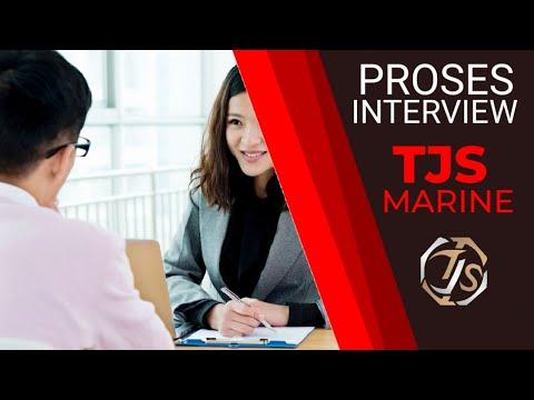 Proses Interview Calon Staff Crewing PT TJS MArine Indonesia