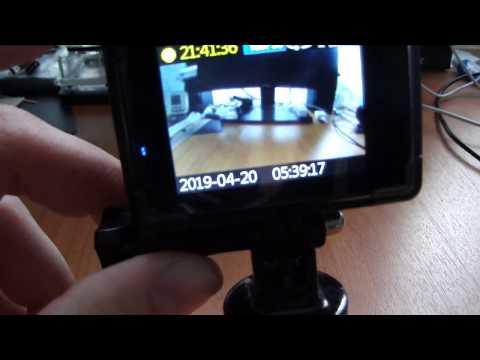 Проверяем, Миф об Экшн Камеры SJ4000 Работают Карты Памяти на 64 гб  1 серия