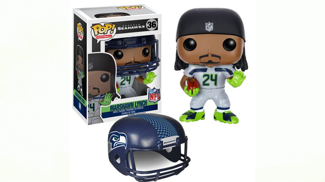 NFL Toys Funko POP Sports Vinyl Figures