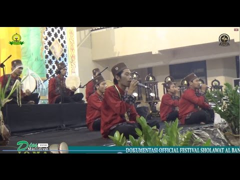 AL HAIDAR ( TERBAIK 2 ) - FESBAN IQMA 2017 (HD)