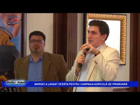 Marsat a lansat oferta pentru campania agricola de primavara