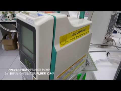 PM-VERIFIED Infusion pump TE-171,172 by IDA-5
