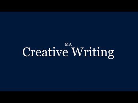 Compare 23 MAs in Creative Writing